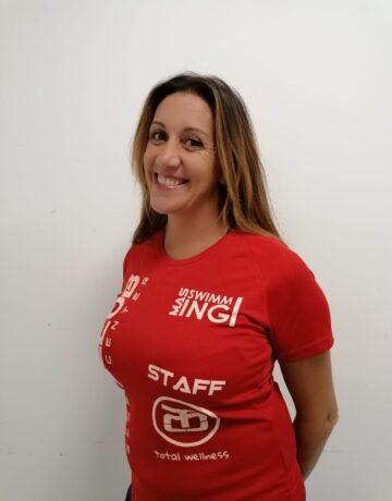 Sonia Tartabini Aqua Fit Trainer