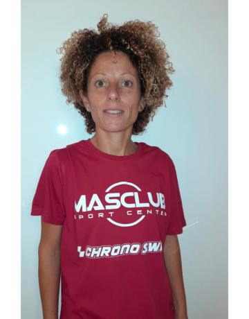 Maria Rita Guidotti Swimming Trainer
